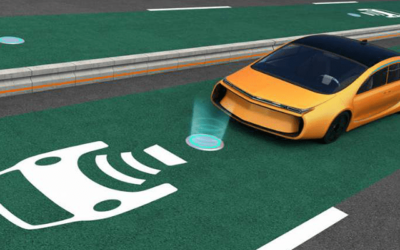 Wireless Electric Car Chargers to be installed on UK Streets