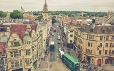 Oxford Outlines Zero Emissions Zone Plans