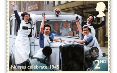 Royal Mail Releases Morris Commercial Stamps
