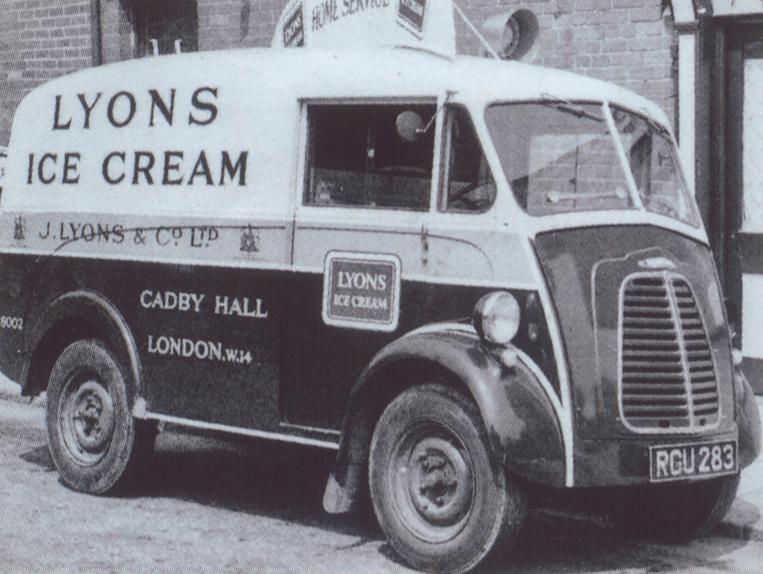 J-type Lyons Ice Cream