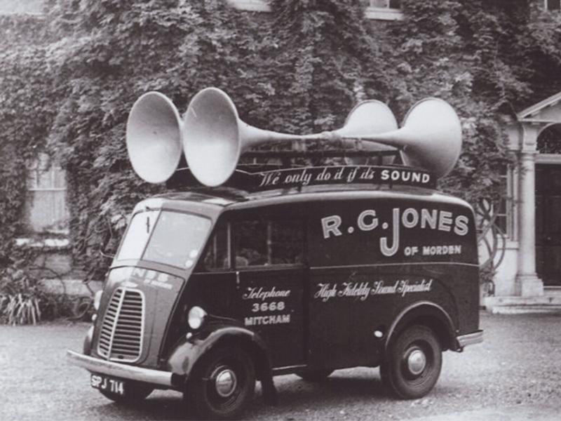J-type R.G. Jones