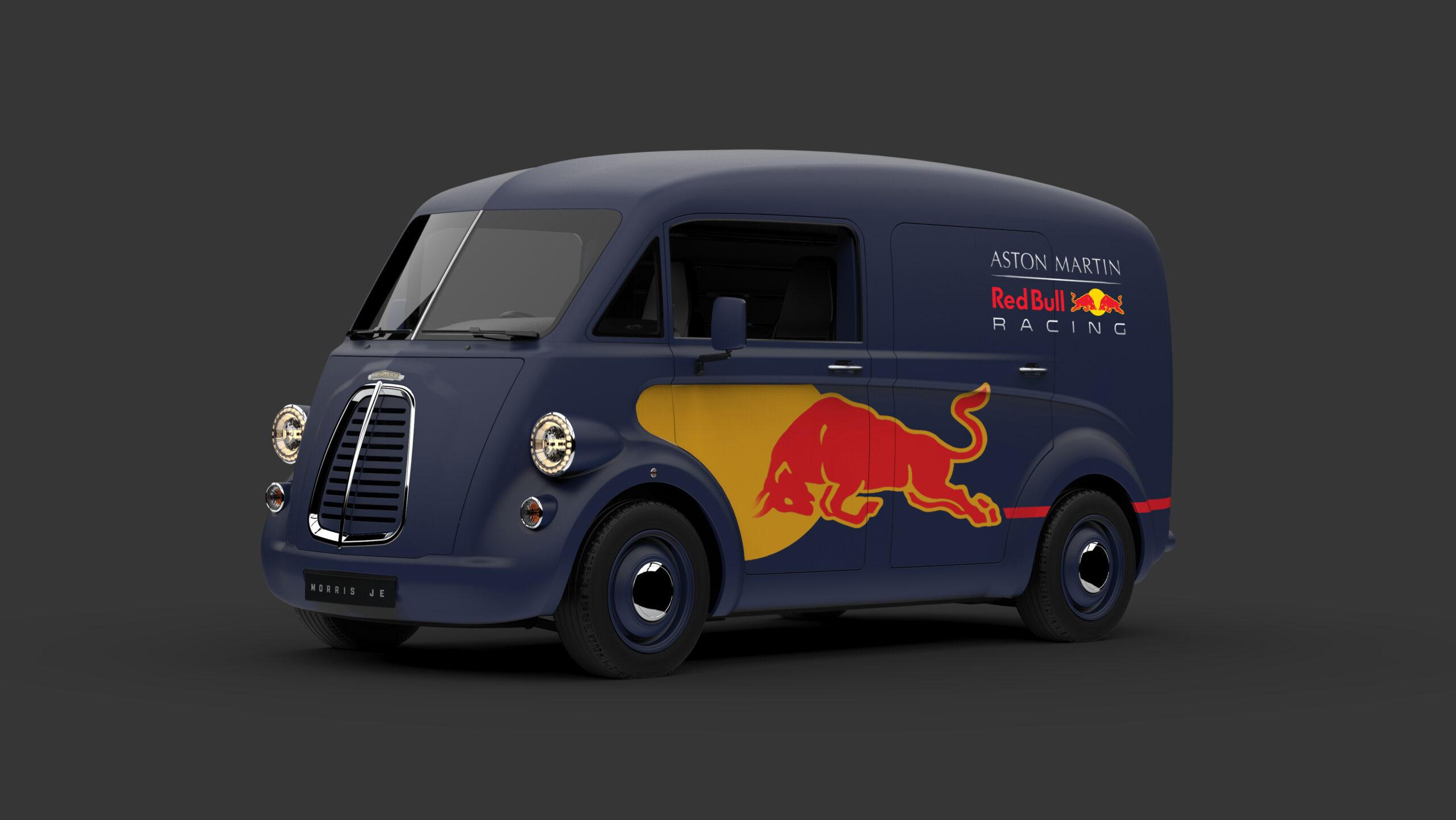 Morris Commercial Red Bull JE
