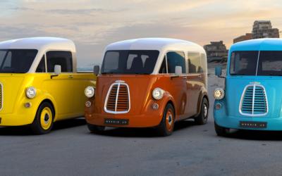 UK New Van Registrations up 2.4% in 2019