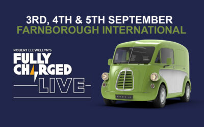 Morris JE to make public debut at Fully Charged Live