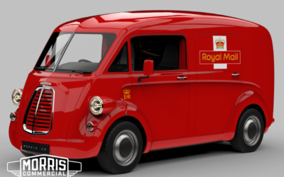Morris JE is Perfect Choice for British Fleets
